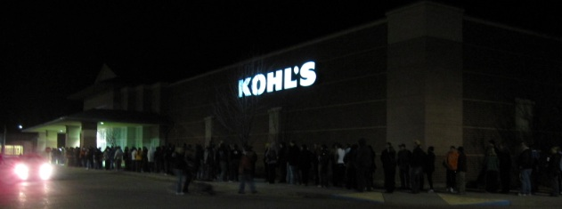 Black Friday Kohls