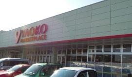 成田空港の近くのスーパー ヤオコー