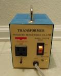 アメリカの変圧器