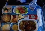 アメリカンエアライン 機内食