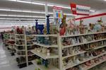 アメリカの Thrift ショップ
