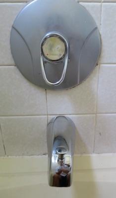 シャワー Diverter Spout