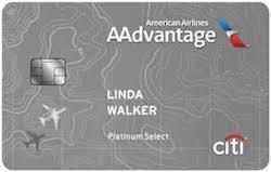 AA アメリカン航空 クレジットカード