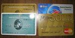 最近のアメリカのクレジットカード 2016