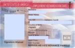 労働許可証 EAS