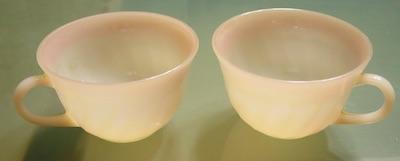 ファイターキング ピンクのカップ