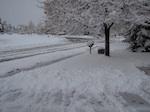 アメリカの雪かき