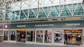 ロサンゼル空港 国際ターミナル