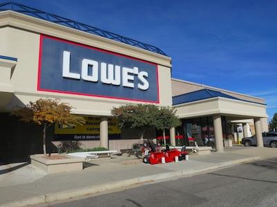 LOWE's 店舗