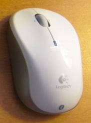 Mac Book 白に合う Bluetooth ワイヤレスマウス