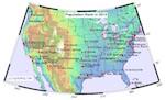 アメリカ人口ランク50都市
