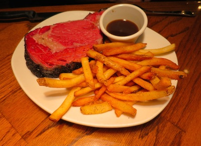 アウトバック New York Strip Steak