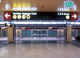 シアトル空港 ターミナル間の移動