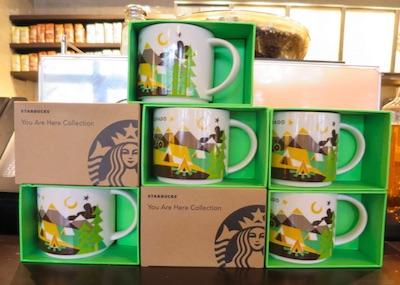 Starbucks コロラド州のマグカップ