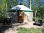 レイバーデーのキャンプ
