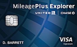 UA アユナイテッド航空 クレジットカード