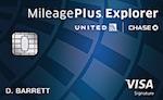 ユナイテッド航空 クレジットカード アメリカ発行
