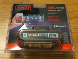 Black & Decker 20V USB バッテリー