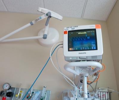 アメリカの病院