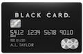 Luxury Card Black
