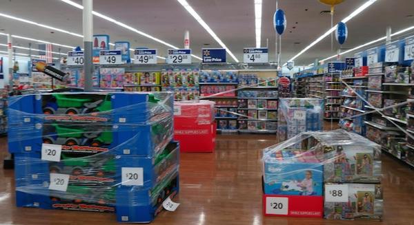 Black Friday 2016年 Walmart
