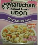 Maruchan Udon