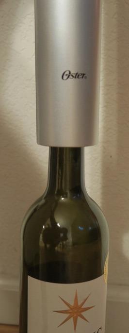 ワインボトルオープナー