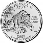 25セント アラスカ州