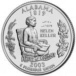 25セント アラバマ州