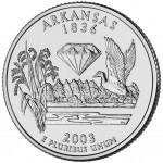 25セント アーカンソー州