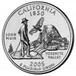25セント カリフォルニア州