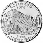 25セント コロラド州