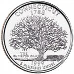 25セント コネチカット州