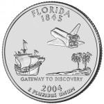 25セント フロリダ州
