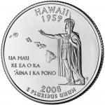 25セント ハワイ州