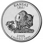 25セント カンザス州