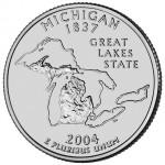 25セント ミシガン州