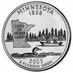 25セント ミネソタ州