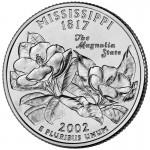 25セント ミシシッピ州