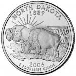 25セント ノースダコタ州