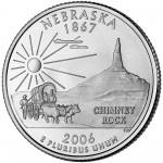 25セント ネブラスカ州