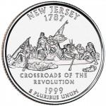 25セント ニュージャージー州