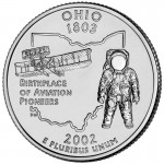 25セント オハイオ州