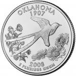 25セント オクラホマ州