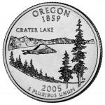 25セント オレゴン州