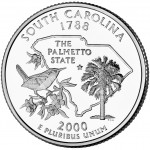 25セント サウスカロライナ州