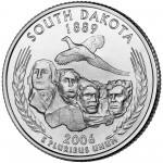 25セント サウスダコタ州