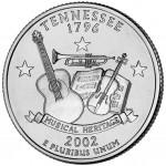 25セント テネシー州