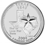 25セント テキサス州