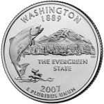 25セント ワシントン州